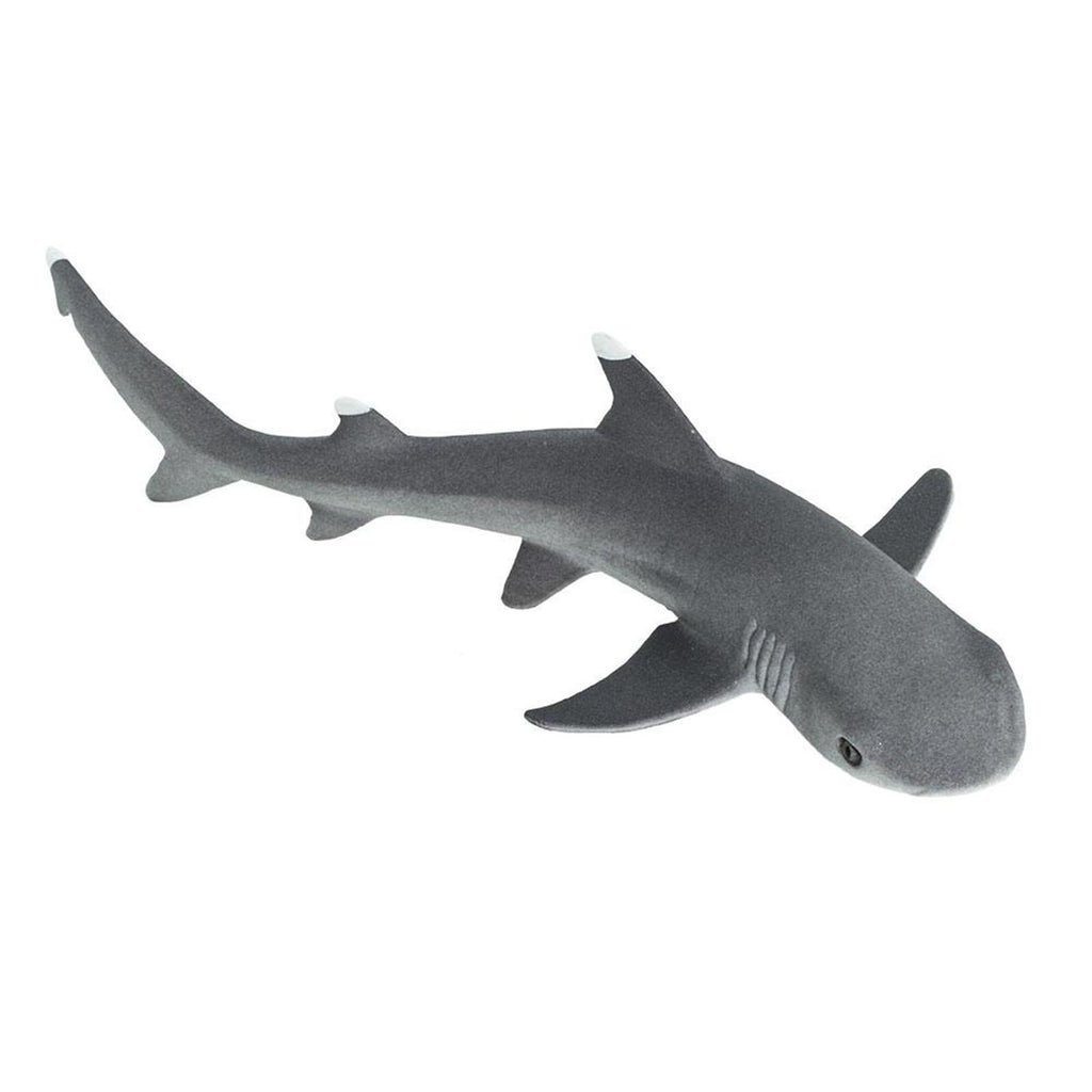 Whitetip Reef Shark Ocean Figure Safari Ltd 100100