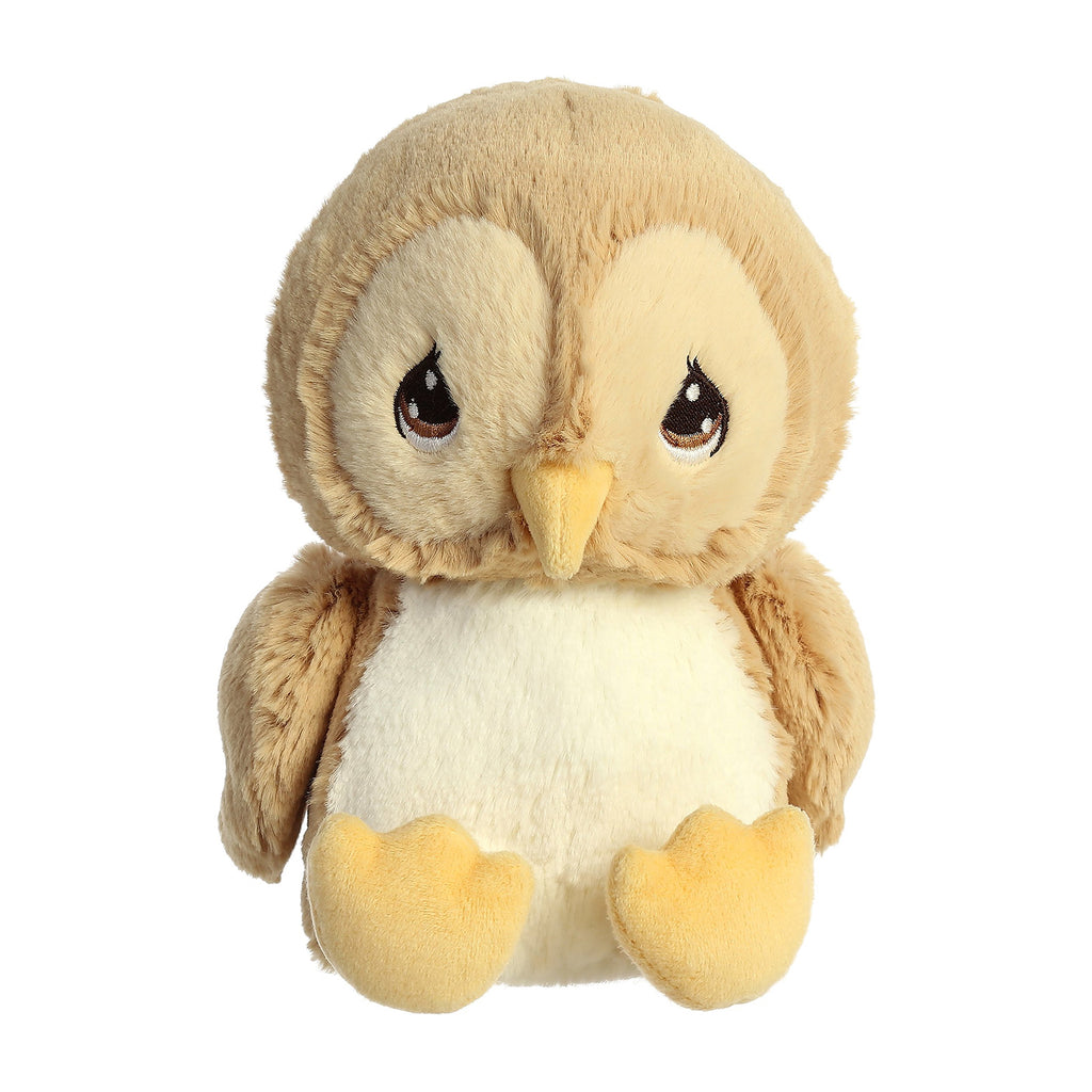 Aurora Precious Moments Ollie Owl Plush Figure