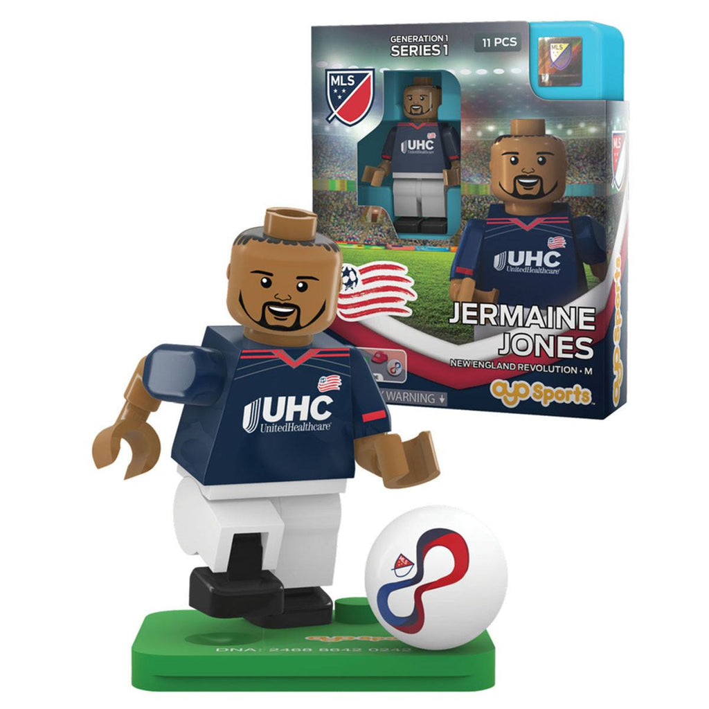 MLS New England Revolution Jermaine Jones G1S1 OYO Mini Figure