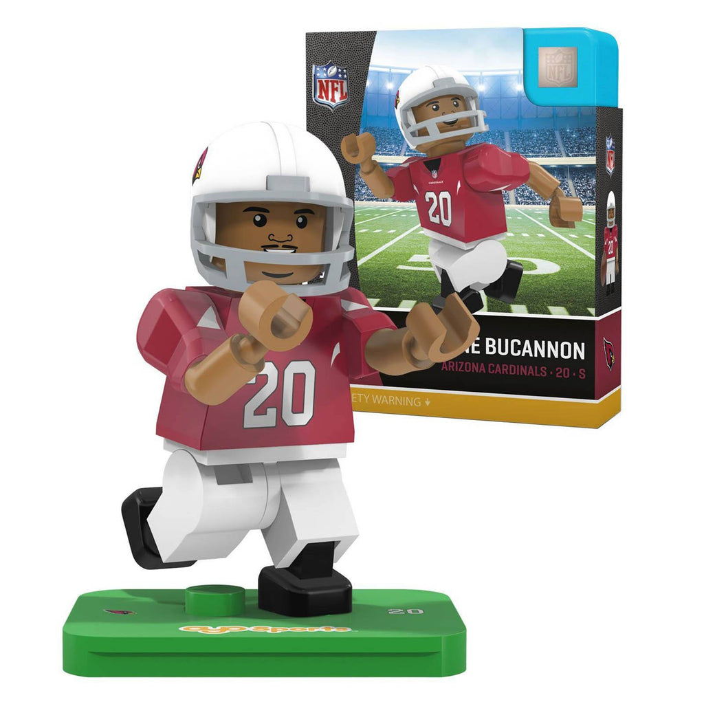 NFL Arizona Cardinals Deone Bucannon G4S4 OYO Mini Figure - Radar Toys