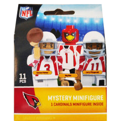 NFL Arizona Cardinals Mystery Blind Box OYO Mini Figure - Radar Toys