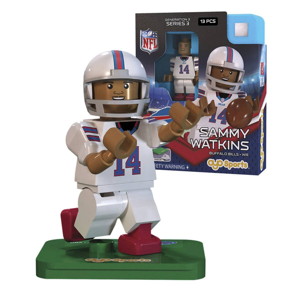 NFL Buffalo Bills Sammy Watkins G3S3 OYO Mini Figure