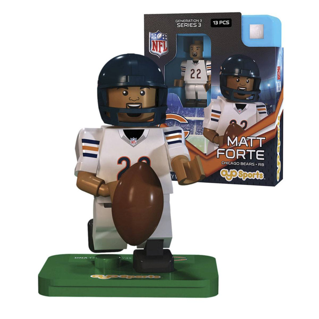 NFL Chicago Bears Matt Forte G3S3 OYO Mini Figure