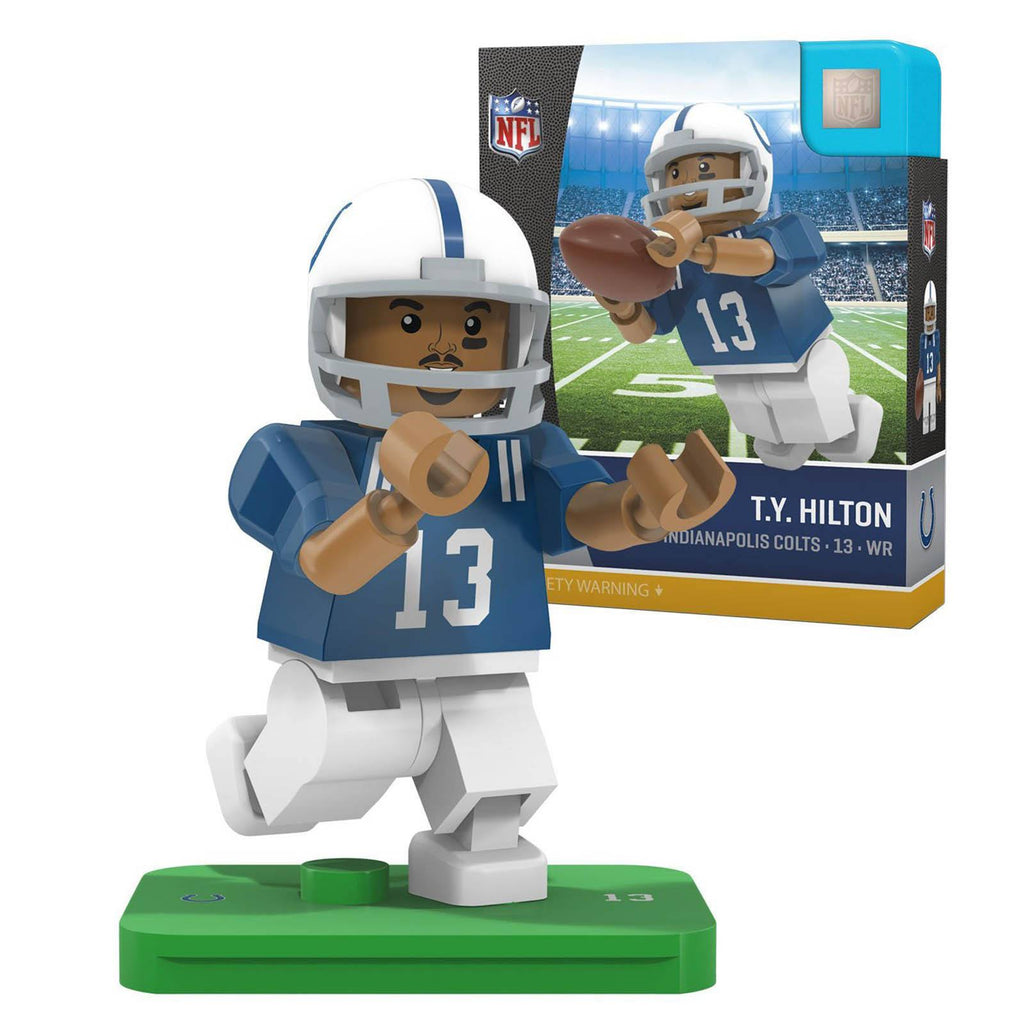 NFL Indianapolis Colts T.Y. Hilton G4S4 OYO Mini Figure