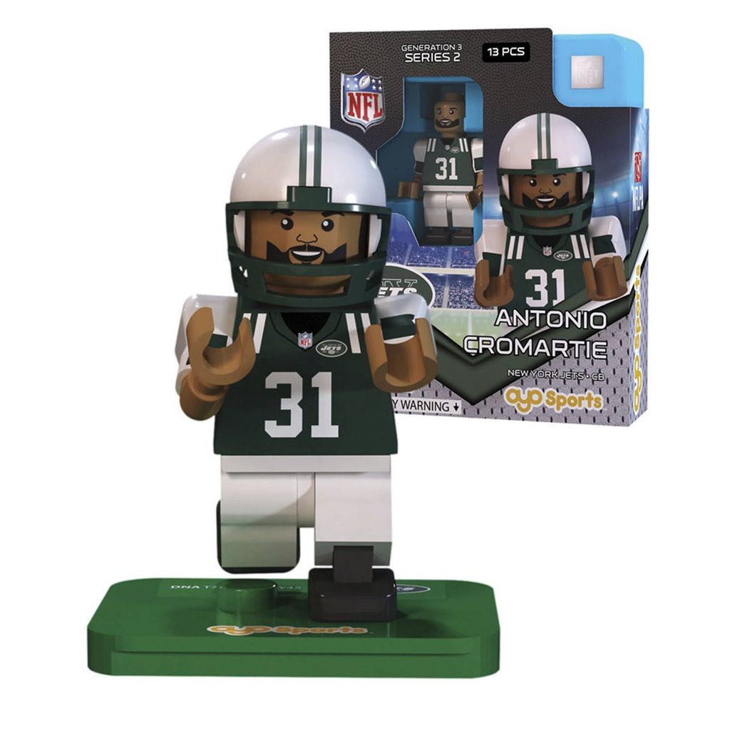NFL New York Jets Antonio Cromartie G3S2 OYO Mini Figure