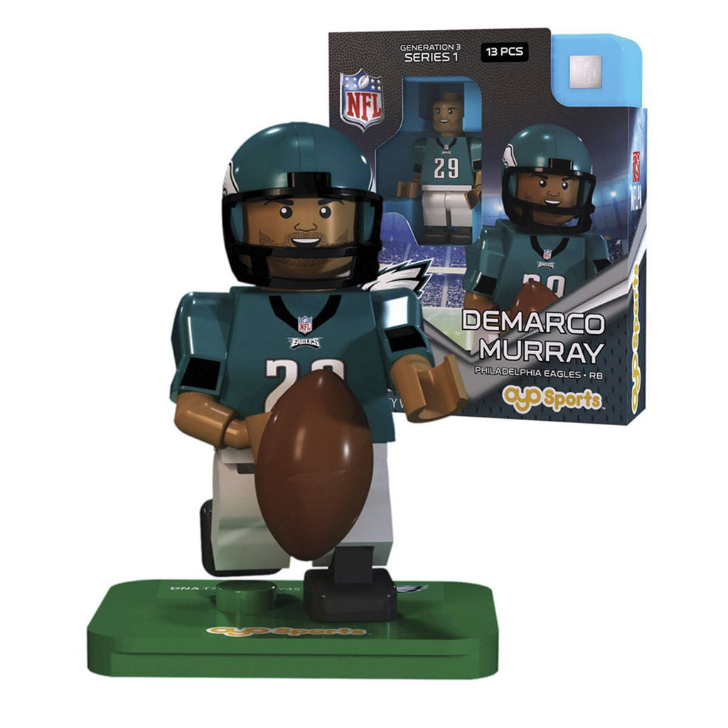NFL Philadelphia Eagles DeMarco Murray G3S1 OYO Mini Figure