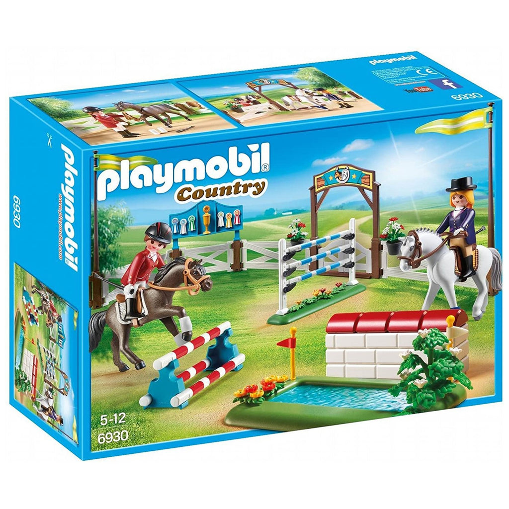 Playmobil Country Horse Show Building Set 6930