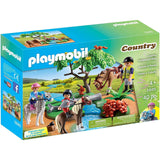 Playmobil - Playmobil Country Horseback Ride Building Set 5685