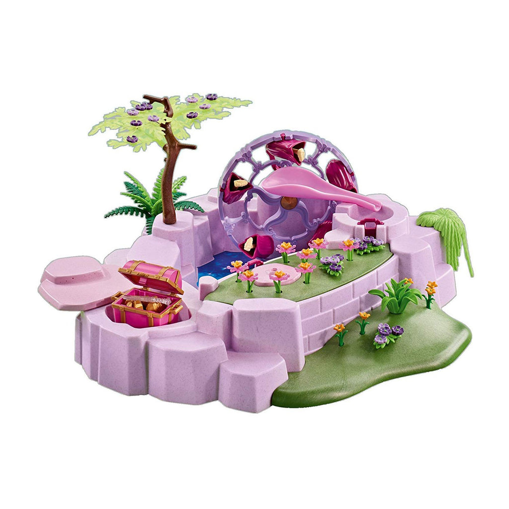 Playmobil Enchanted Fairy Pond Building Set 6563