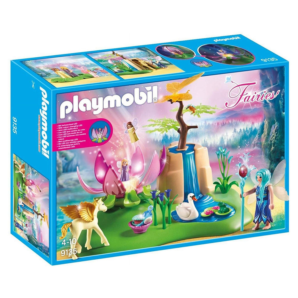 Playmobil Fairies Mystical Fairy Glen Building Set 9135