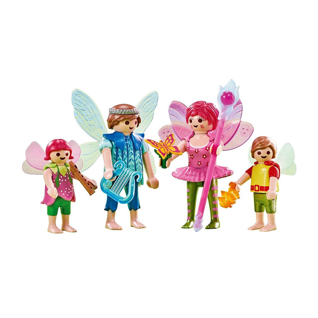 Playmobil Fairy Family Building Set 6561