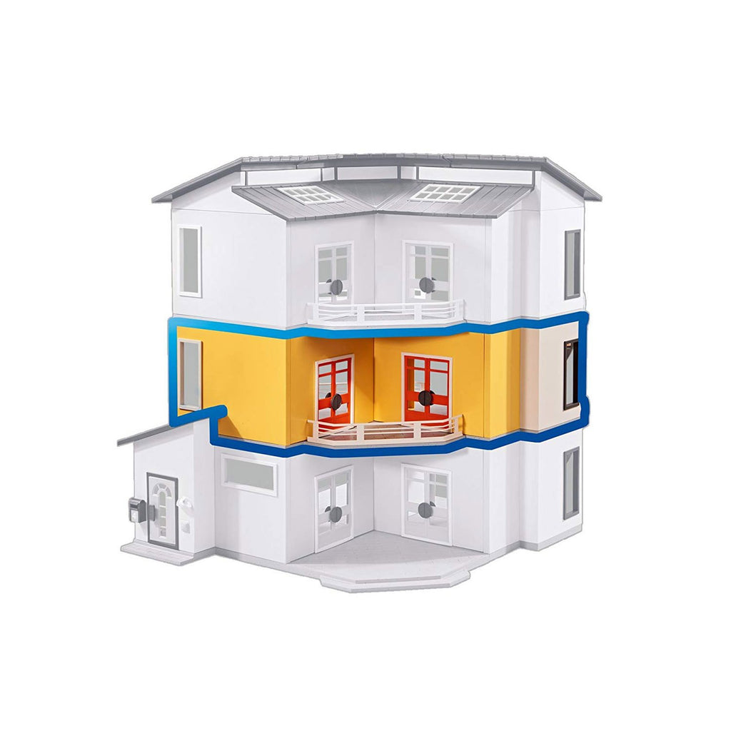 Playmobil Floor Extension For The Modern House Building Set 6554