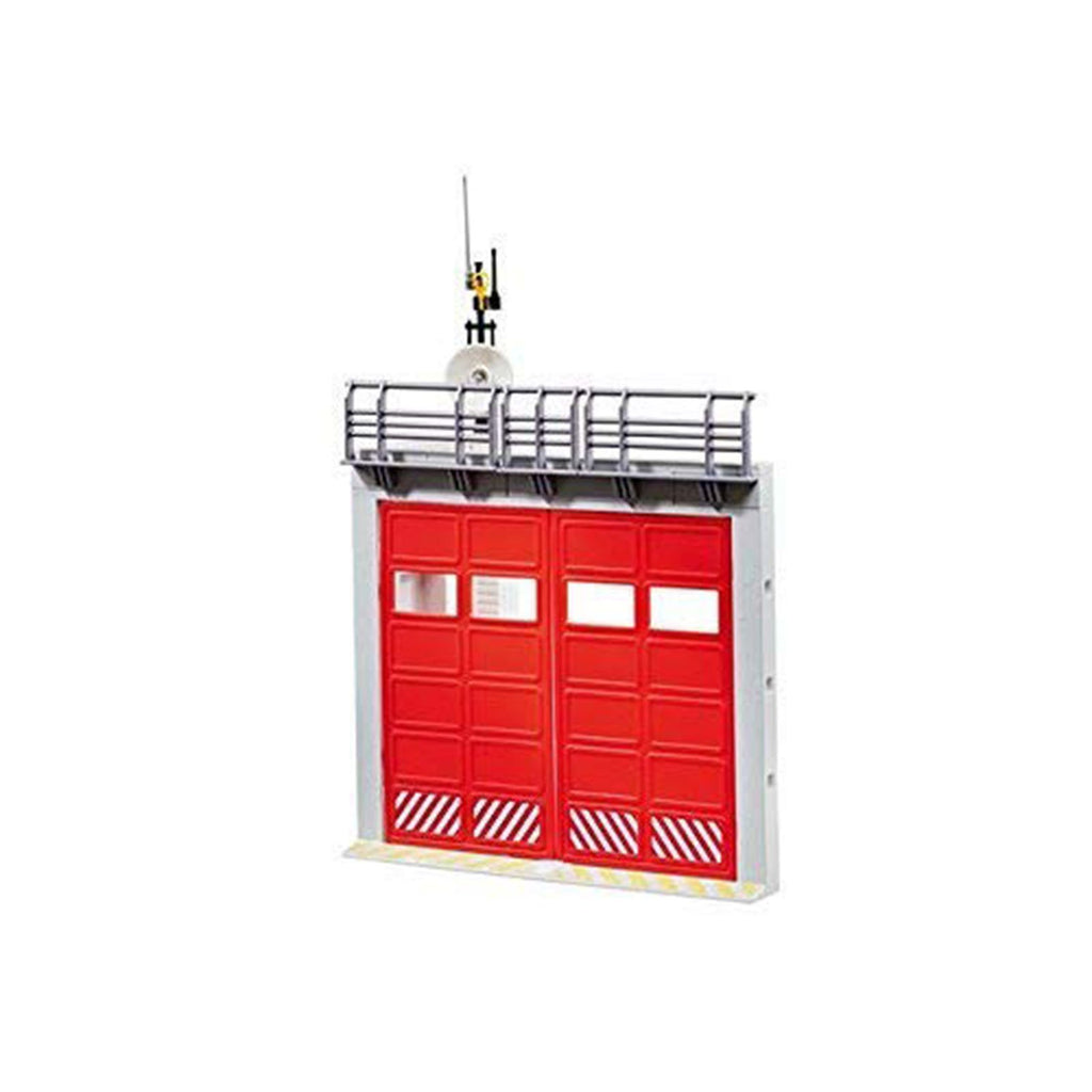 Playmobil Gate Extension For Fire Station Building Set 9803
