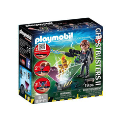 Playmobil - Playmobil Ghostbusters II Peter Venkman Building Set 9347