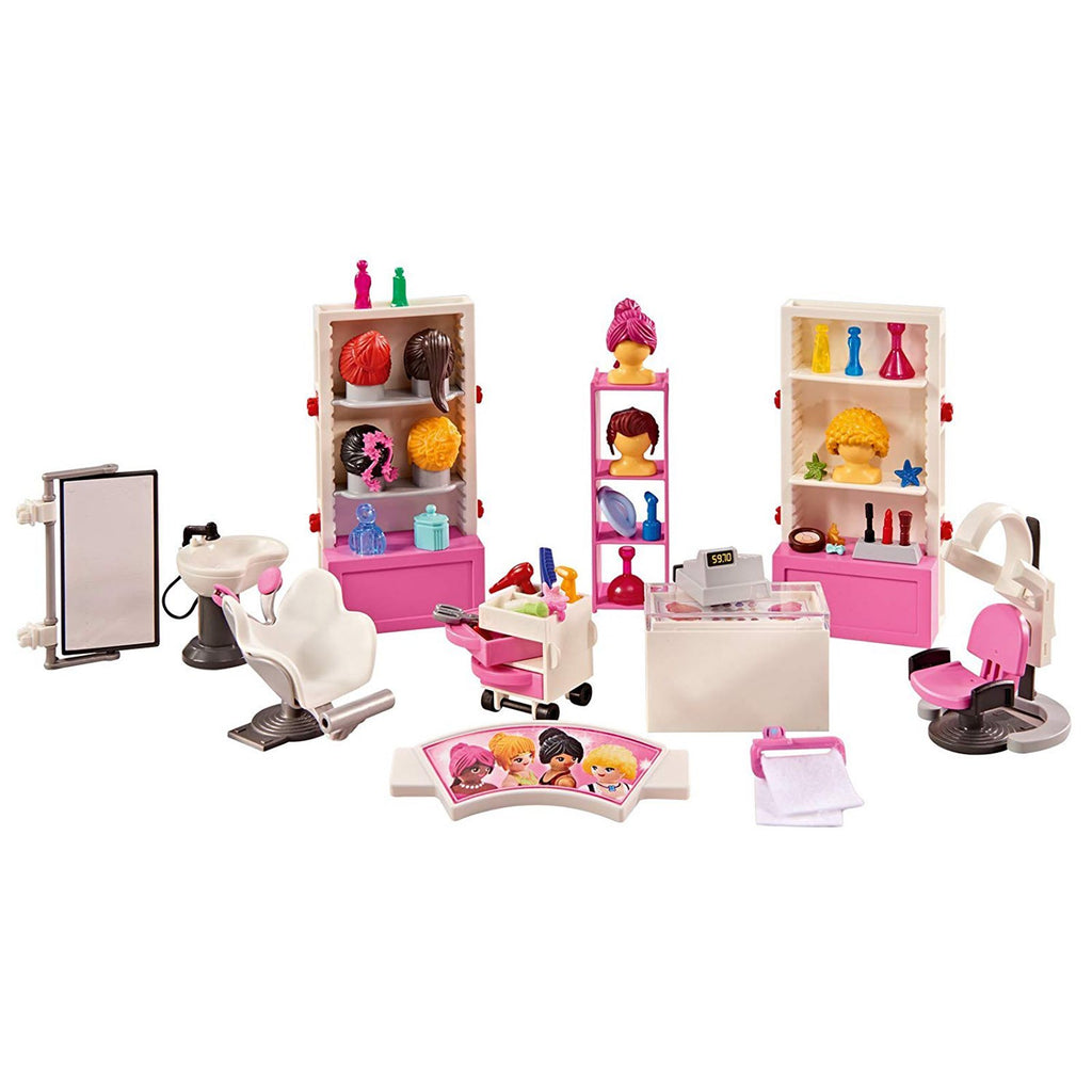 Playmobil Hair Salon Building Set 6568