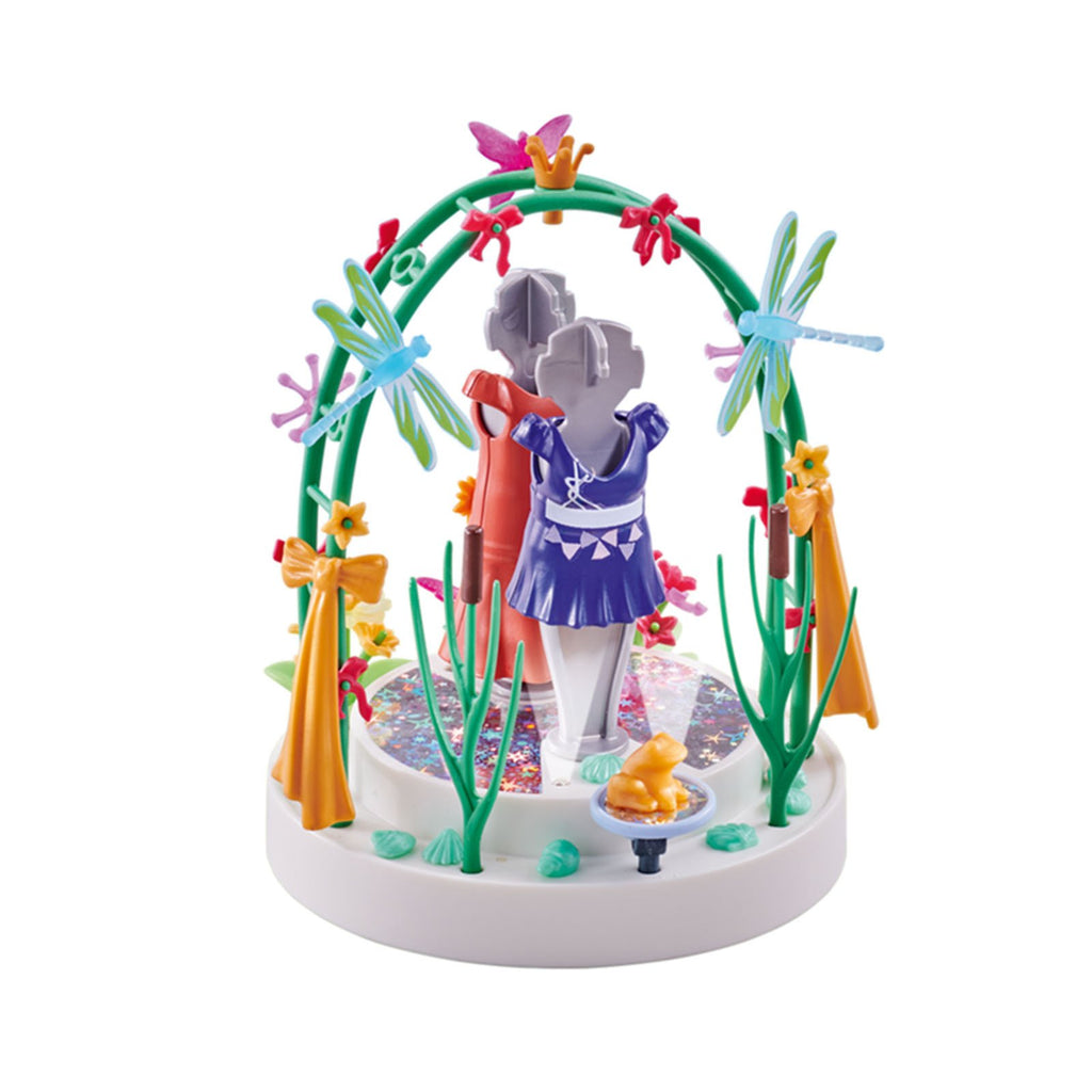 Playmobil LED Store Display With Dresses Building Set 9821