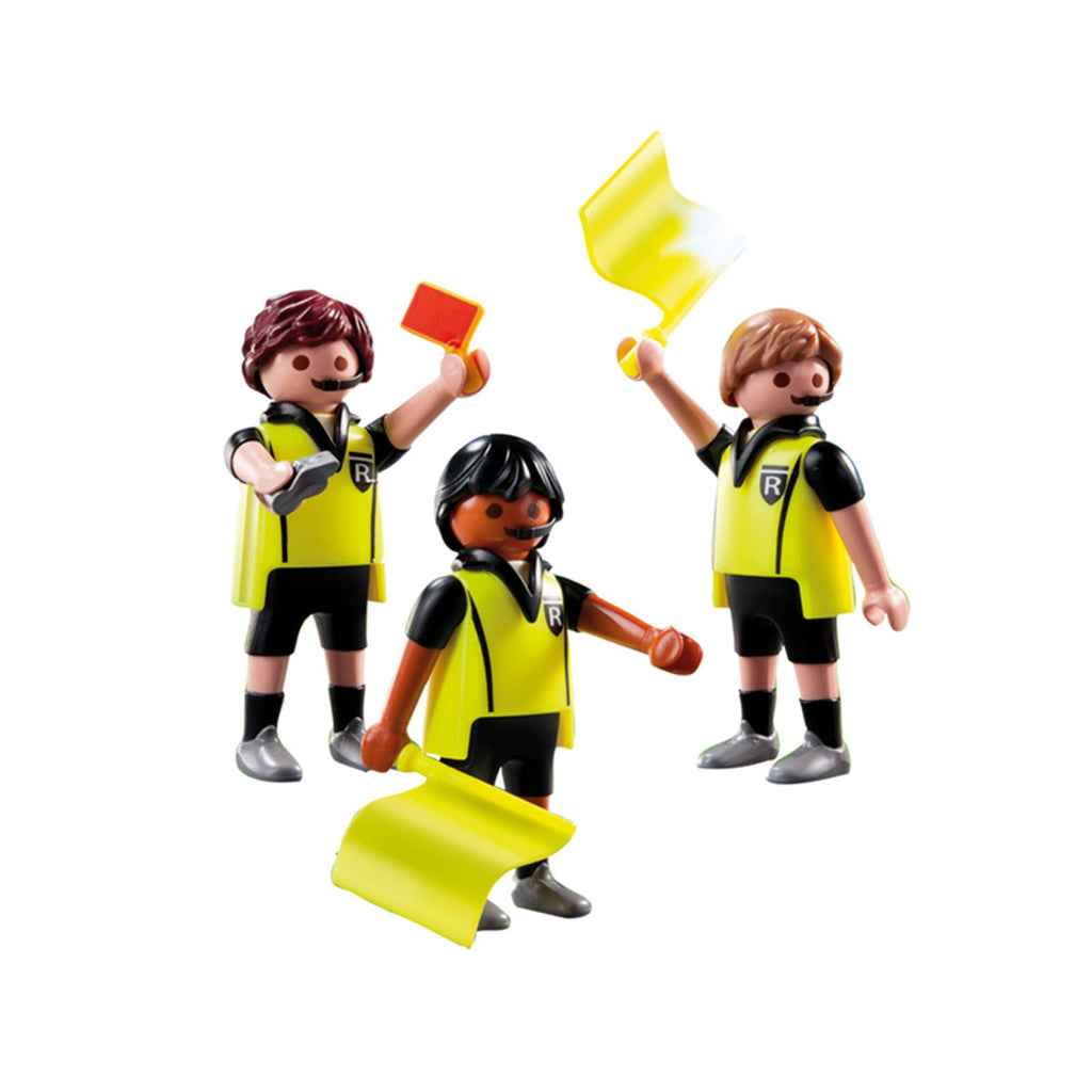 Playmobil Referees Building Set 9824