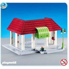 Playmobil - Playmobil Store With Awning Building Set 6220