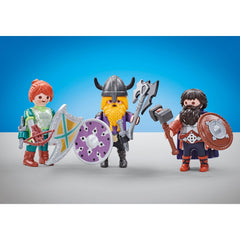 Playmobil - Playmobil Three Dwarf Fighters Building Set 6588