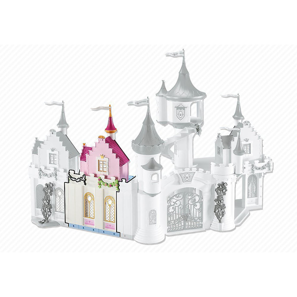 Playmobil Wall Extension For the Grand Building Set 6519