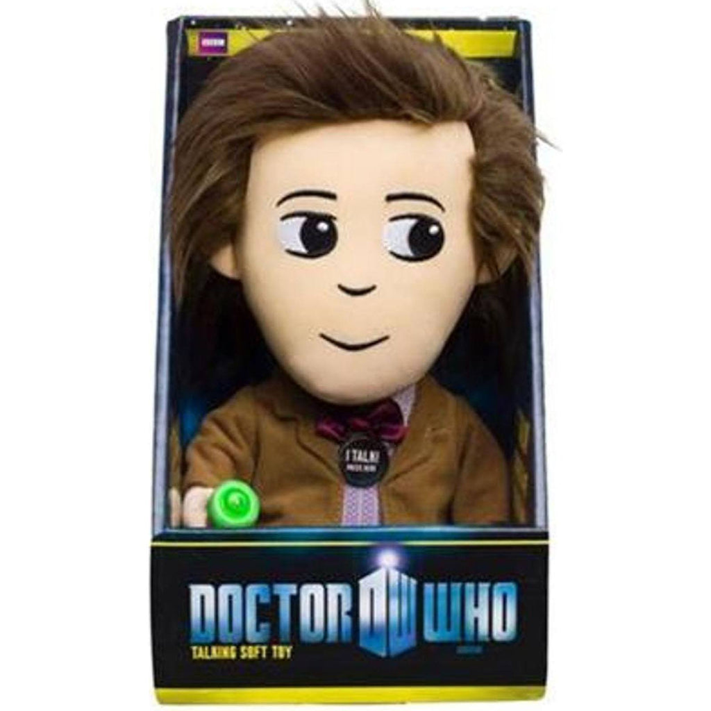 Doctor Who Eleventh Doctor Talking Medium Plush Figure