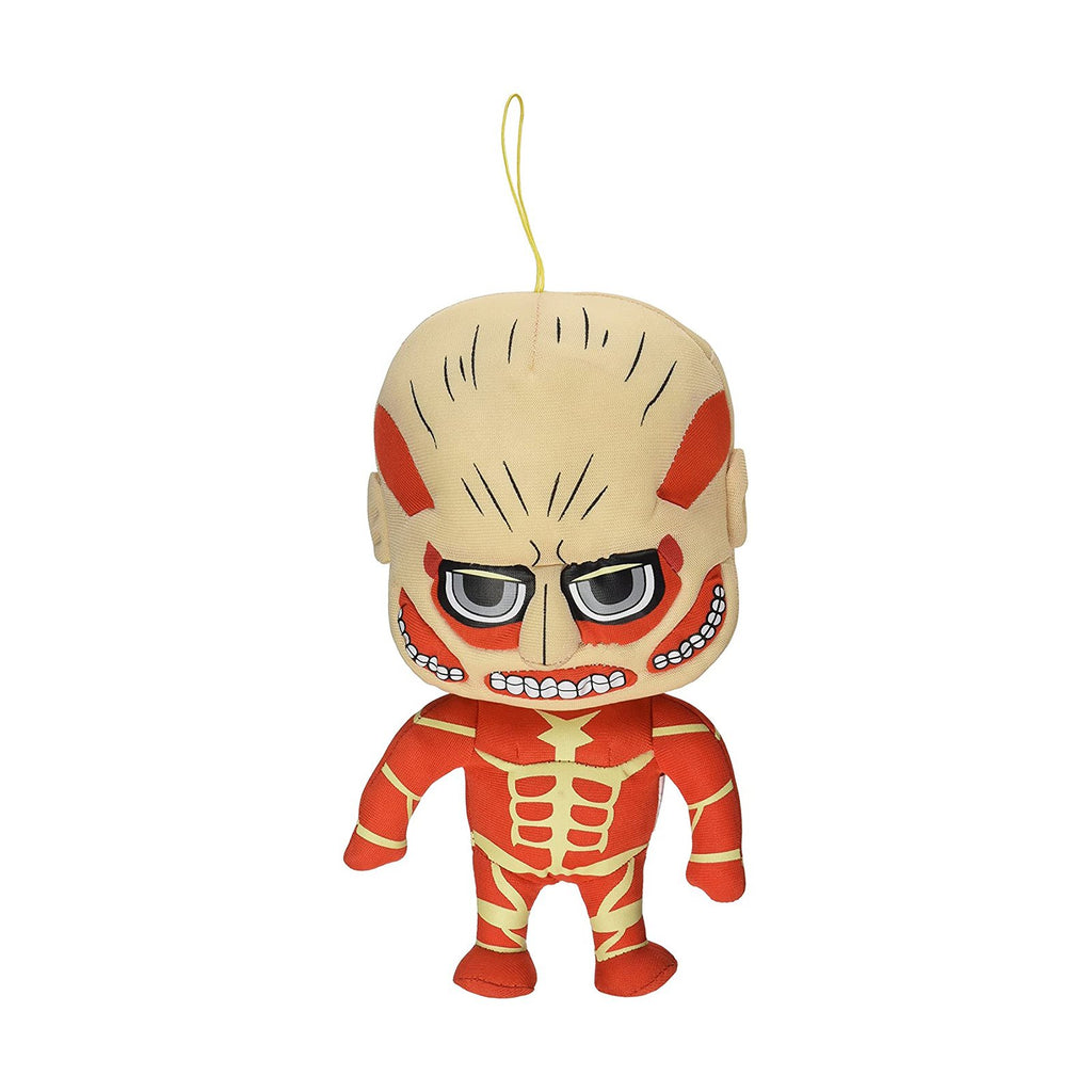 Plush Figure - Attack On Titan Male Titan 8 Inch Plush Figure
