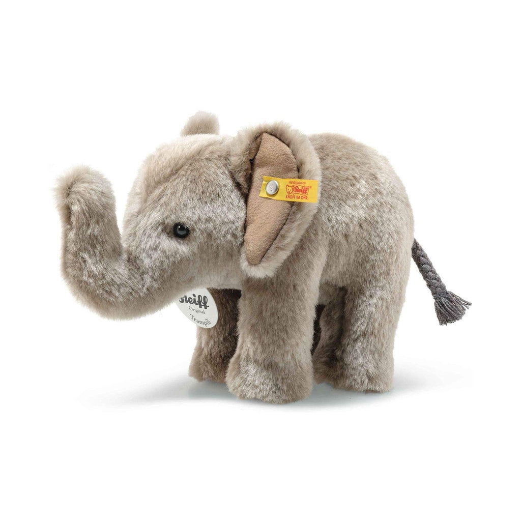 Plush Figure - Steiff Trampili Elephant 6 Inch Plush Figure