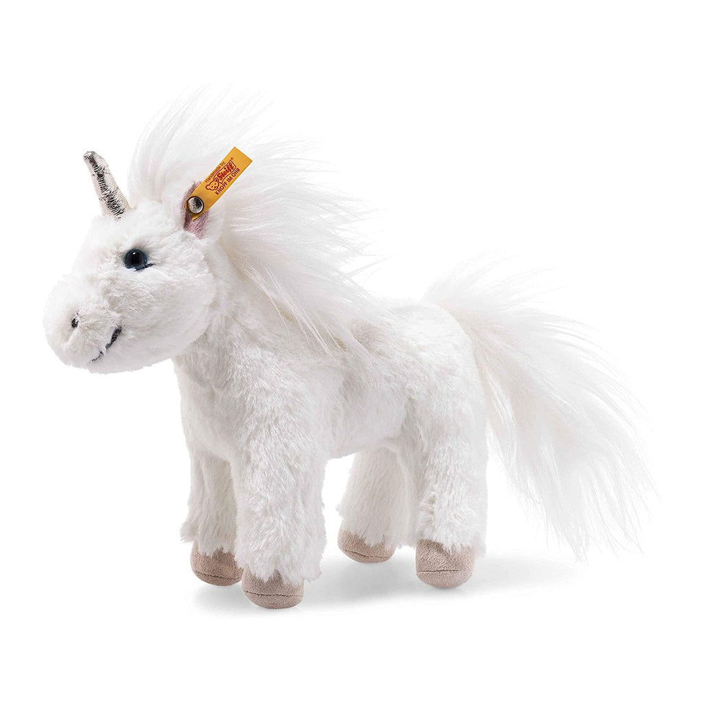Plush Figure - Steiff Unica The Unicorn 7 Inch Plush Figure