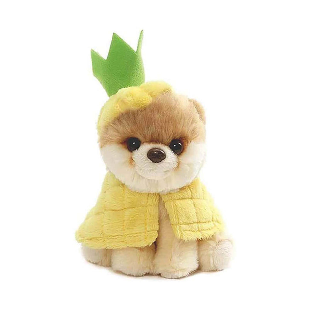 Plush - Gund Boo World's Cutest Dog Pineapple Outfit 5 Inch Plush Figure