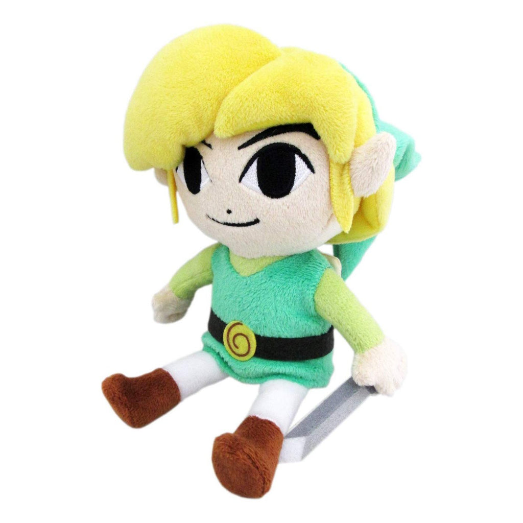 Legend Of Zelda Wind Waker Link 12 Inch Plush