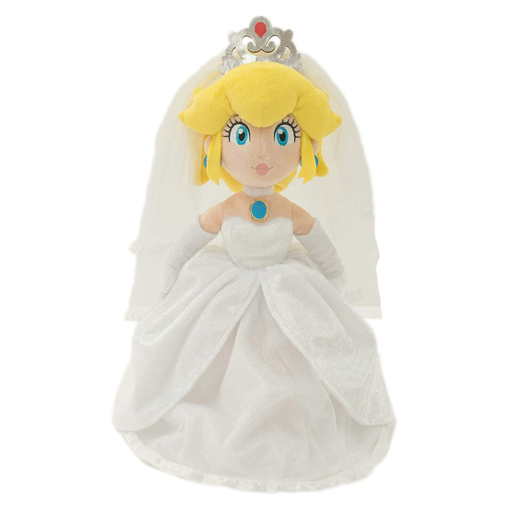 Plush - Little Buddy Peach Bride 16 Inch Plush Figure
