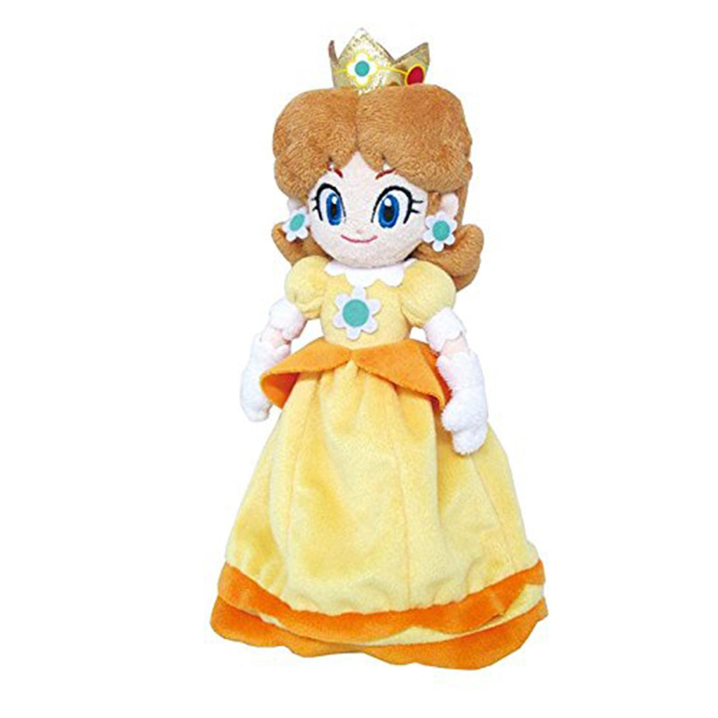 Plush - Super Mario Daisy All Star Collection 10 Inch Plush
