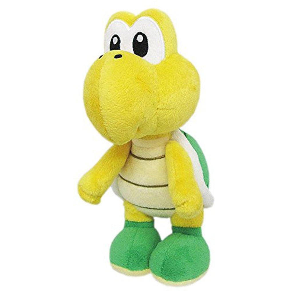 Plush - Super Mario Koopa Troopa All Star Collection 8 Inch Plush