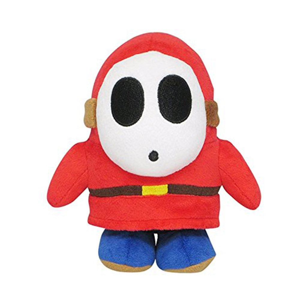 Plush - Super Mario Shy Guy All-Star Collection 6 Inch Plush