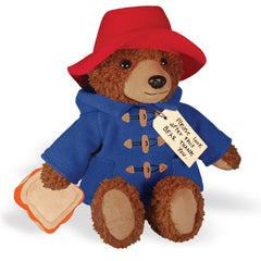 Plush - Yottoy Paddington Bear Big Screen 12 Inch Soft Plush