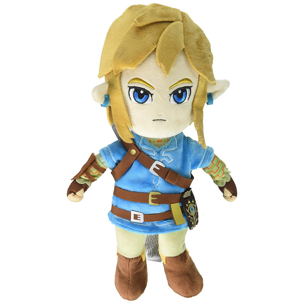 Zelda Breath Of The Wild Link 12 Inch Plush