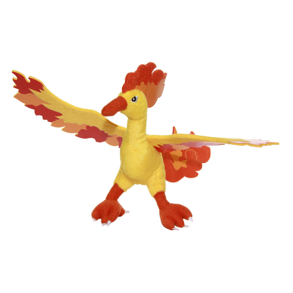 Banpresto Pokemon Pocket Monsters Moltres 5 Inch Plush Figure