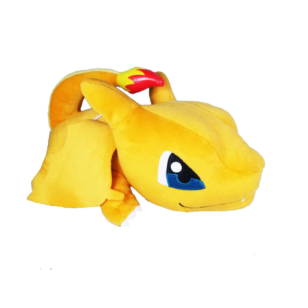 Pokemon Charizard 10 Inch Laying Down Plush Figure