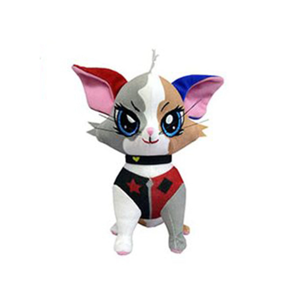 DC Pawzplay Harley Quinn The Calico 8 Inch Plush