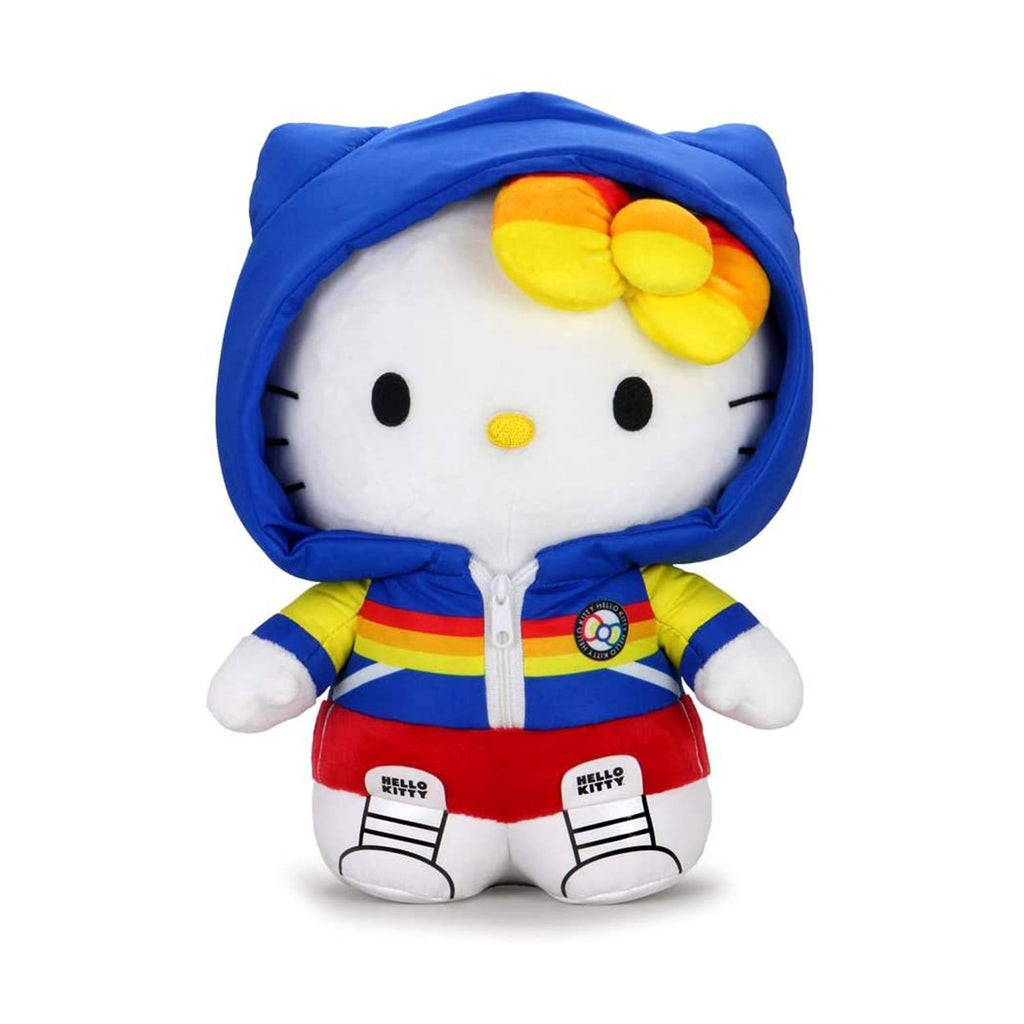 Kidrobot Sanrio Hello Kitty Sport Suit 12 Inch Plush Figure