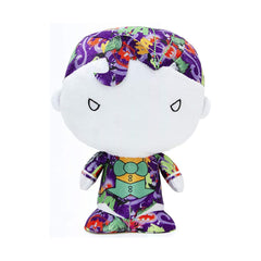 Popular Culture Plush - Yume Batman DZNR Chibi The Joker Edition 7 Inch Plush Figure