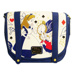 Purses - Loungefly Disney Alice In Wonderland Clock Purse Crossbody Bag
