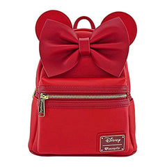 Purses - Loungefly Disney Minie Mouse Red Mini Backpack