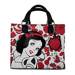 Purses - Loungefly Disney Snow White Red And White Duffle Purse