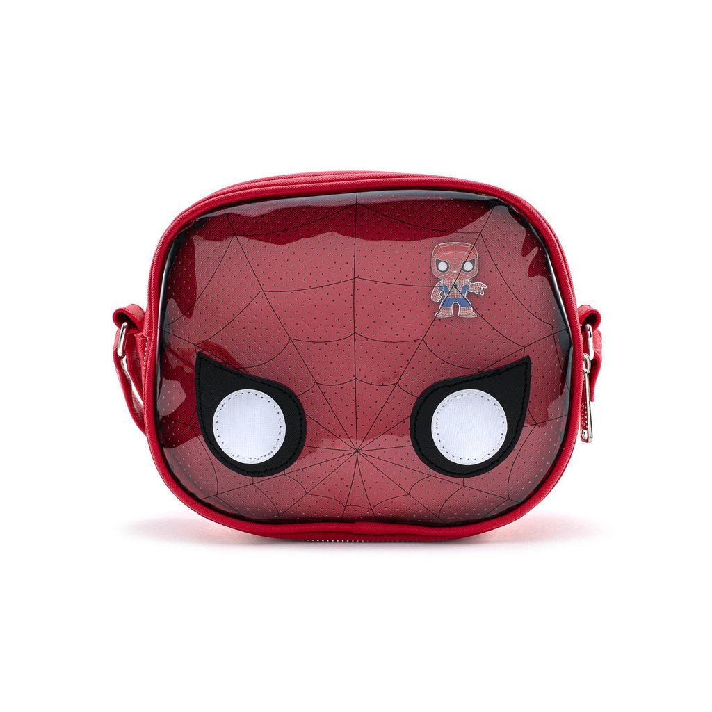 Loungefly Marvel Spider-Man POP Crossbody Bag Purse