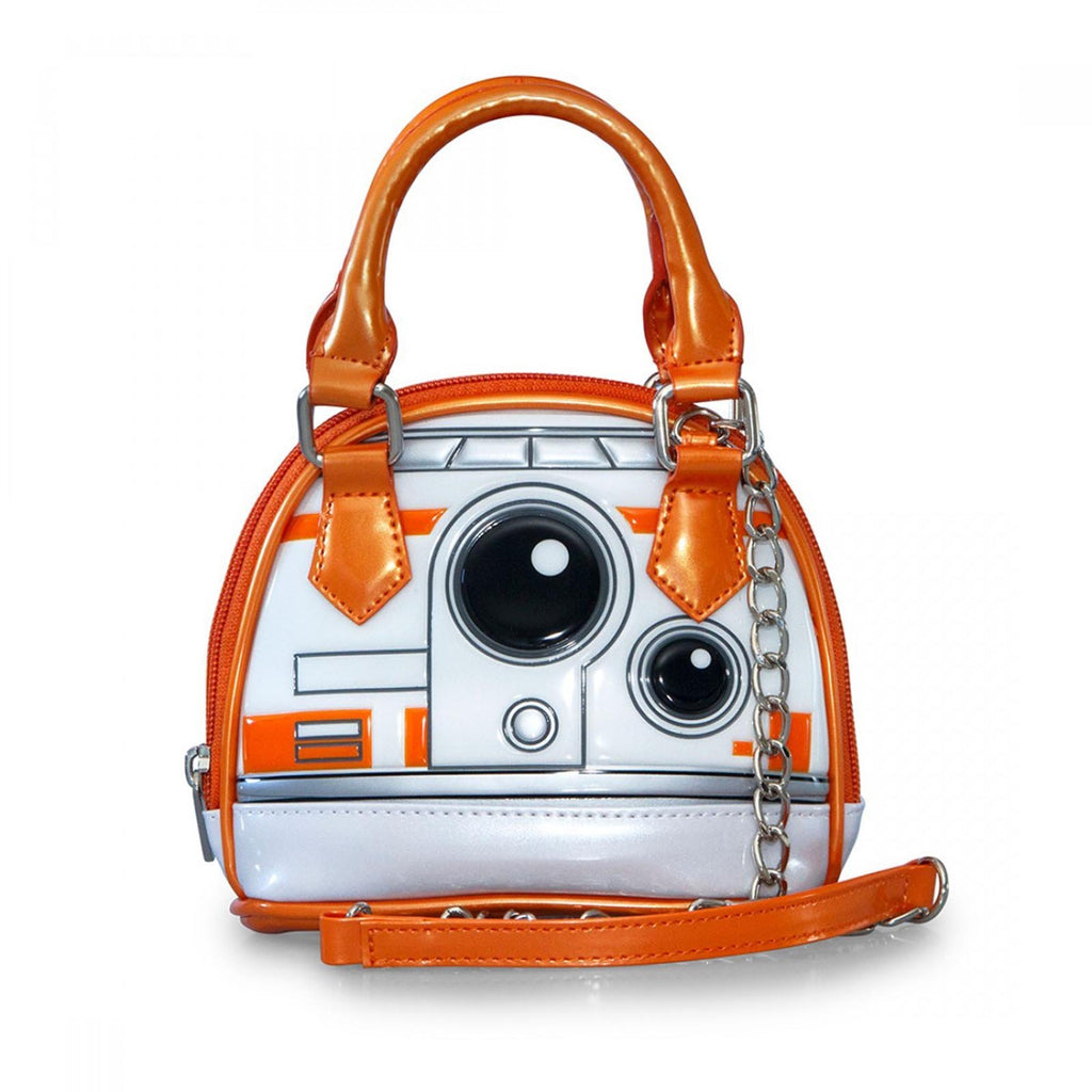 Loungefly Star Wars BB8 Micro Mini Dome Crossbody Purse