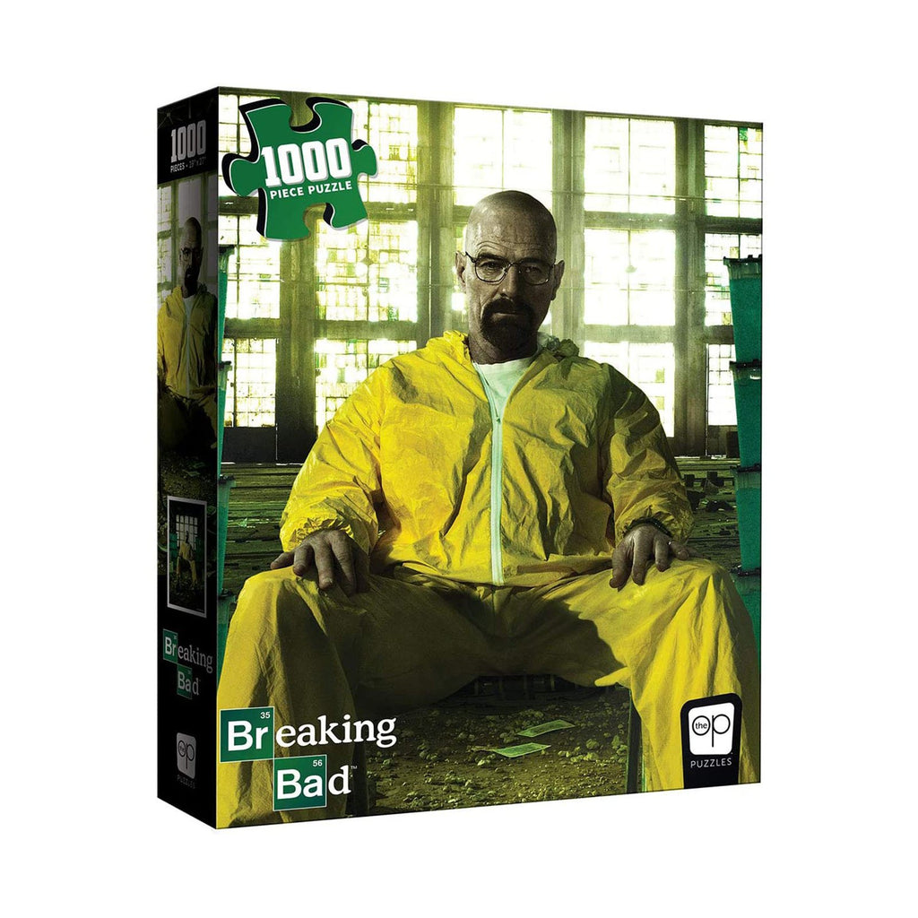 DC Breaking Bad 1000 Piece Puzzle