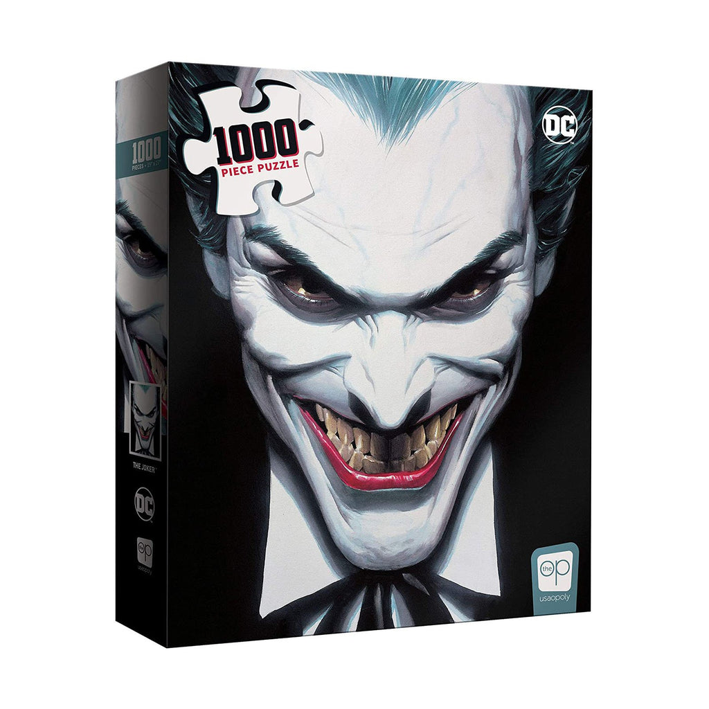 DC The Joker Clown Prince Of Crime 1000 Piece Puzzle