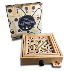 Puzzles - Project Genius Labyrinth The Ultimate IQ Challenge Game