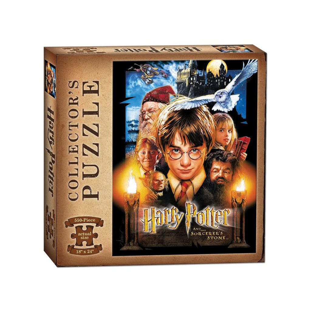USAopoly Harry Potter Sorcerer's Stone 550 Piece Puzzle